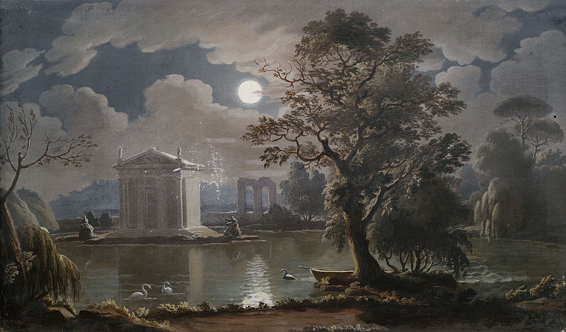 silver by walter de la mare Silver by walter de la mare slowly, silently, now the moon walks the night in her silver shoon this way, and that, she peers and sees silver fruit upon silver trees.