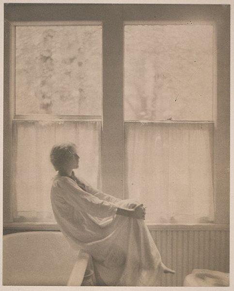 Clarence Hudson White, 1906