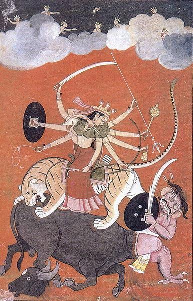 385px-Durga_Mahisasuramardini