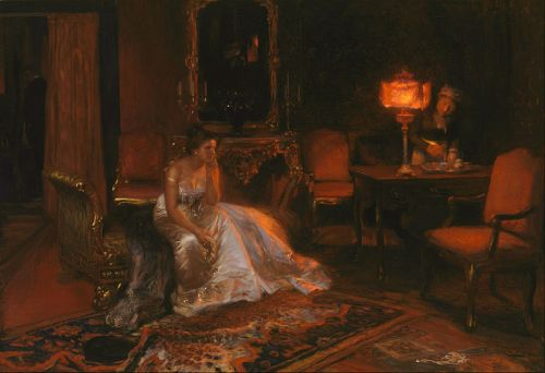 """The End of a Dream"" by Giuseppe Pennasilico, circa 1908"