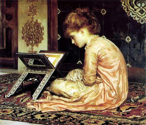 Frederic Leighton, 1877