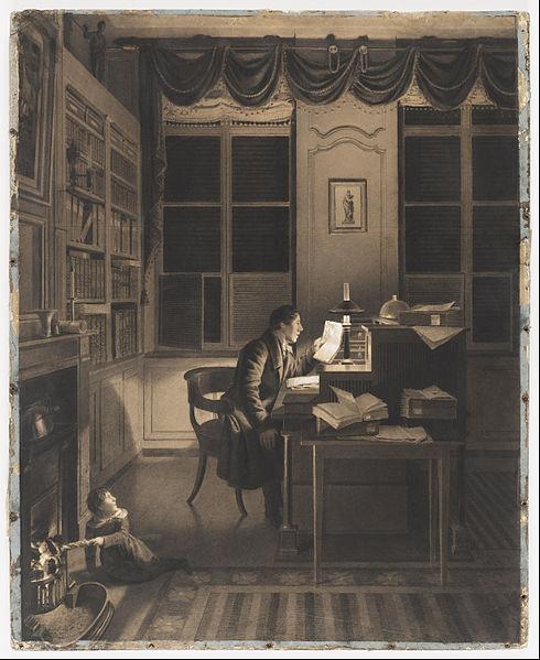 A. L. Leroy, 1827