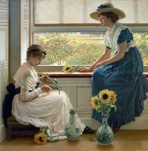 George Dunlop Leslie, 1890